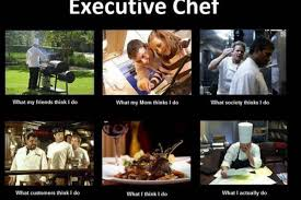 What I Think I Do Meme - here s the what people think i do meme for chefs eater
