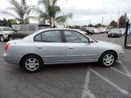 2001 hyundai elantra 2001 hyundai elantra gls 4dr sedan in modesto ca valley auto outlet