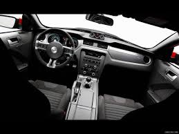 Black Mustang Boss 302 Ford Mustang Boss 302 2012 Laguna Seca Interior Hd Wallpaper 23