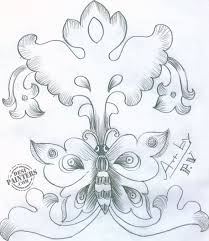 simple pencil art of flowers drawing time lapse a simple floral
