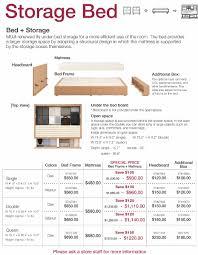 Single Storage Beds Hd Oak Storage Bed Single