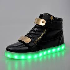 light up shoes charger buy led sneakers millionaire online popular led shoes millionaire
