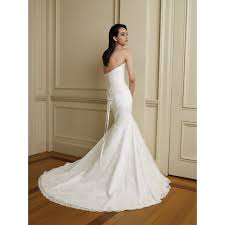 wedding dress for less western wedding dresses western strapless mermaid style wedding
