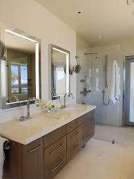good looking illuminated mirror bathroom with gold bathroom mirror