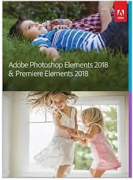 amazon com adobe photoshop elements 2018 u0026 premiere elements 2018