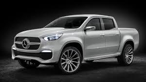 subaru concept truck this is the mercedes benz x class a posh pick up concept top gear