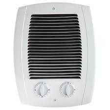 shop cadet com pak bath 1000 watt 120 240 volt fan heater 4 in l
