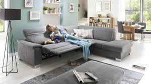 sofa mit elektrischer relaxfunktion eckkombination cliff s modulmaster