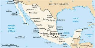 map of mexico cities map of mexico with cities mexico map with cities vidiani com