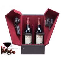 wine for gift china luxury wooden liquor gift box for wine packaging china