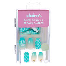 fake nails claire u0027s