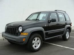 black 2005 jeep liberty used 2005 jeep liberty sport 4x4 for sale stock mw80336n