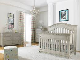 Convertible Crib Nursery Sets Dolce Babi Naples Collection Convertible Crib Grey Satin
