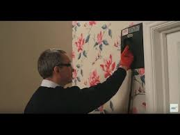 how to use a wallpaper stripper hss hire youtube