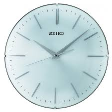 gatsby wall clock qxa630alh seiko clocks