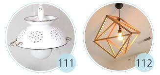 Cardboard Pendant Light 112 Diy Lamps Rilane