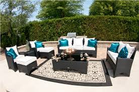 the amazing of all weather wicker patio furniture u2014 home design lover