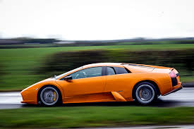 used lamborghini diablo driving a lamborghini murcielago with 258k miles on the clock