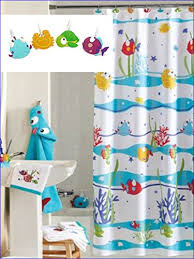 Amazon Com Shower Curtains - shower curtains for kids curtains wall decor