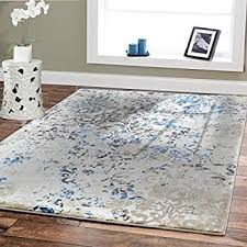 Area Rug 5x7 Contemporary Rugs For Living Room Dining Area Rugs 5x8