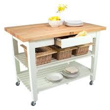 john boos butcher block cart cucina americana kitchen with top