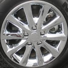 toyota camry hubcaps 2003 imp 327 toyota camry chrome wheelskins hubcaps chrome look
