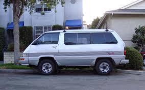 audi minivan the street peep 1987 toyota van le 4x4