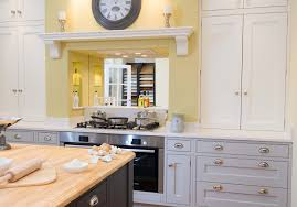 The Kitchen Collection Uk Landau The Painted Kitchen Brooklands Kitchen Door Collection