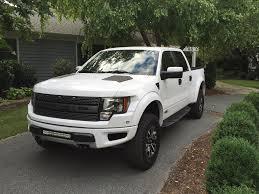 Ford Raptor White - all white raptor ford raptor forum ford svt raptor forums