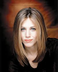 jennifer aniston as rachel green in friends season 3 hair