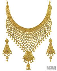 big gold necklace set images Big gold jewelry jpg
