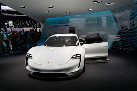 porsche mission e charging porsche the mission e going for tesla u0027s throat