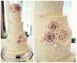 wedding cake lace wedding cakes delicate lace wedding cake 1940589 weddbook
