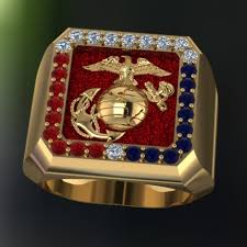 marine wedding rings marine corps wedding rings jewelry for usmc wedding band