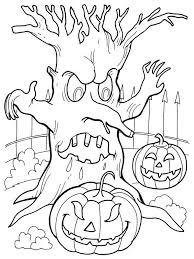 97 coloring halloween images halloween