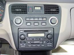 1998 2002 honda accord sedan car audio profile