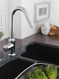 kitchen kitchen sink faucet with sprayer throughout nice led