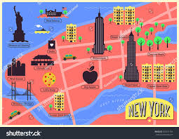 Map Of Ny City Map Of New York City Statue Of Liberty You Can See A Map Of Many