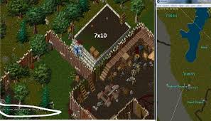 house design ultima online wts 7x10 orc fort zone house ultima online forever ultima