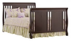 Storkcraft Tuscany Convertible Crib Review Of Affordable Baby The Storkcraft Tuscany Convertible Crib
