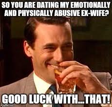 Ex Wife Meme - karmic victory imgflip