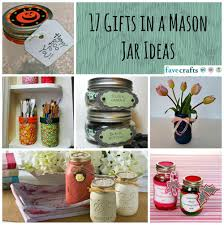 17 gifts in a mason jar ideas favecrafts com