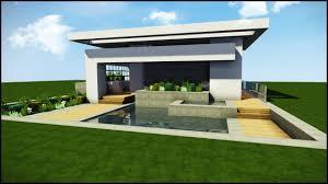 Modern House Minecraft Minecraft Amazing Modern House 2017 Download Youtube