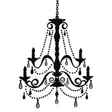 Home Design Gems Free Chandelier Wall Decal Chandelier Models