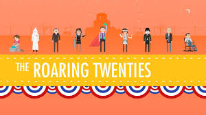 literature themes in the 1920s the roaring 20 s crash course us history 32 youtube