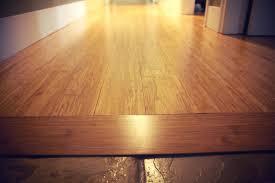 Floor Transition Ideas Mosaic Tile Floor Transition Diy Flooring Flooringhardwood Ideas