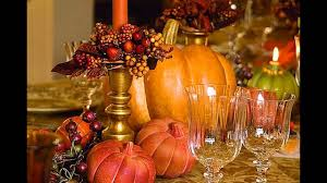 home made thanksgiving decorations good table decorating ideas for thanksgiving youtube