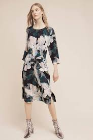 Pierre Dress Anthropologie Kachel Giacinta Silk Midi Dress Your Anthropologie Favorites