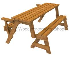 Folding Bench Picnic Table Folding Bench Picnic Table