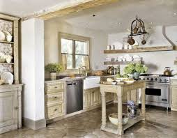 shabby chic kitchen decorating ideas shabby chic kitchen ideas for white and sleek design lover
